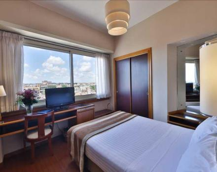 Book your room at the Best Western Hotel Piccadilly and discover the beauty of Rome!
