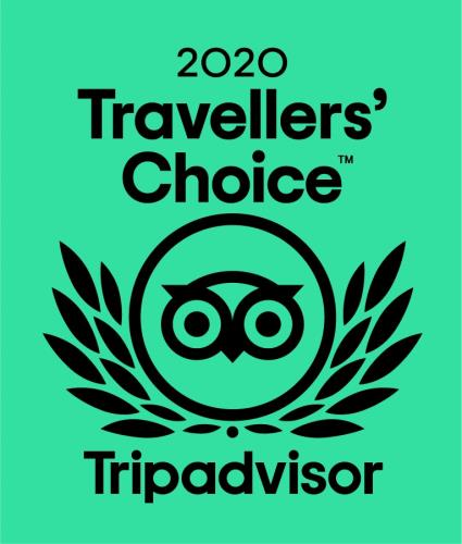 Certificazione Tripadvisor Travellers Choice 2020 Hotel Piccadilly Roma