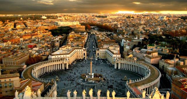 If you stay in Rome many days, you can save 10% with long stay offer!