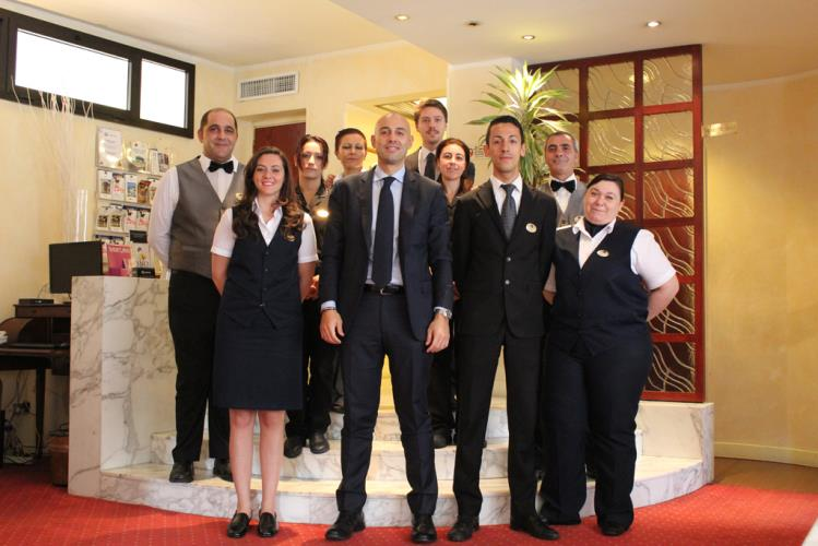 The staff at Hotel Piccadilly is available and prepared to meet all your needs, to offer maximum comfort in Rome