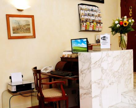 Book your room at the Best Western Hotel Piccadilly in Rome Centre with all amenities and facilities to make your stay in the eternal city unforgettable!