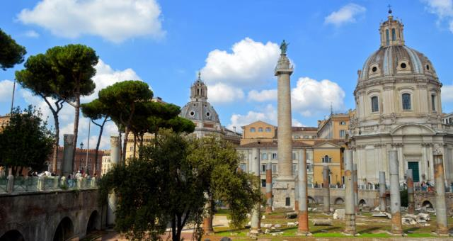 Discover the wonders of Rome