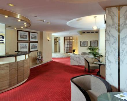 Hotel Piccadilly in Rome, the ultimate comfort in the bustling via Magna Grecia, in the heart of Rome's business area