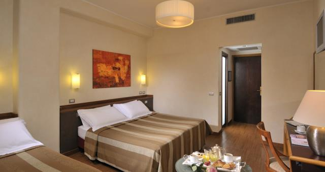 Looking for service and hospitality for your stay in Rome? Book a room at the Best Western Hotel Piccadilly
