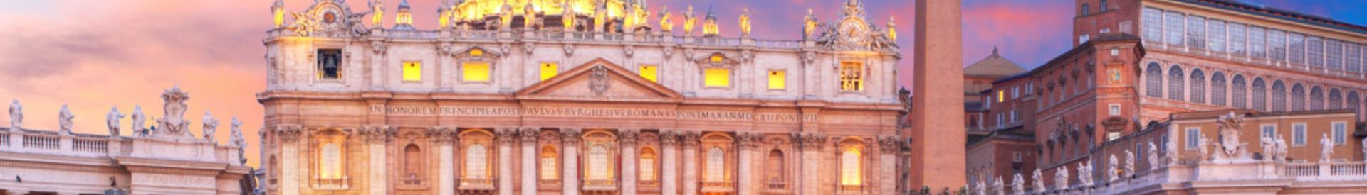 Basilica of Saint Peter-Vatican City-Hotel Piccadilly Rome