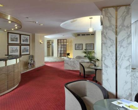 Looking for service and hospitality for your stay in Rome? Choose the Best Western Hotel Piccadilly