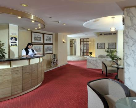 Book a room in Rome, staying at the Best Western Hotel Piccadilly