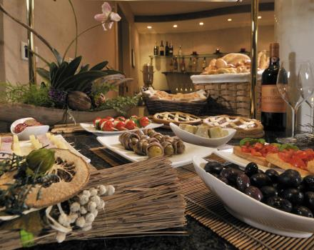 Best Western Hotel Piccadilly Rome Buffet